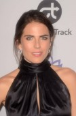 LOS ANGELES - NOV 8:  Karla Souza at the Eva Longoria Foundation Gala at the Four Seasons Hotel on November 8, 2018 in Beverly Hills, CA