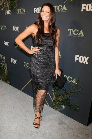 Photo pour Los Angeles - 1 février: Heidi Androl lors de la fête de Tca All-Star de Fox à la maison de figue sur 1er février 2019 à Los Angeles, Ca - image libre de droit