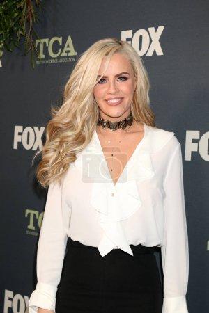 Photo pour Los Angeles - 1 février: Jenny Mccarthy à la fête de Tca All-Star de Fox à la maison de figue sur 1er février 2019 à Los Angeles, Ca - image libre de droit
