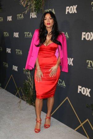 Photo pour Los Angeles - 1 février: Nicole Scherzinger à la fête de Tca All-Star de Fox à la maison de figue sur 1er février 2019 à Los Angeles, Ca - image libre de droit