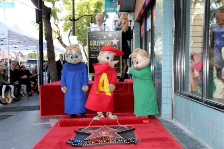Alvin and the Chipmunks Star