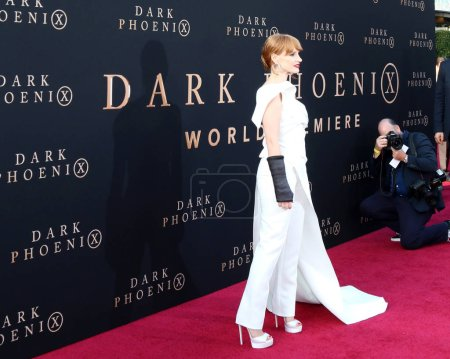 LOS ANGELES - JUN 4:  Jessica Chastain at the