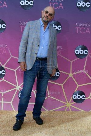 Photo pour LOS ANGELES - 15 AOÛT : Richard Schiff à l'ABC Summer TCA All-Star Party à la SOHO House le 15 août 2019 à West Hollywood, CA - image libre de droit
