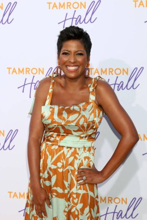 Photo pour LOS ANGELES - 15 AOÛT : Tamron Hall à l'ABC Summer TCA All-Star Party à la SOHO House le 15 août 2019 à West Hollywood, CA - image libre de droit