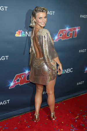 """Photo for LOS ANGELES - SEP 18:  Julianne Hough at the """"America's Got Talent"""" Season 14 Finale Red Carpet at the Dolby Theater on September 18, 2019 in Los Angeles, CA - Royalty Free Image"""