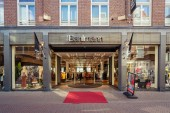 Bahlmann Fashion entrance on the Voorstraat.