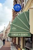 Canopy restaurant De Crimp