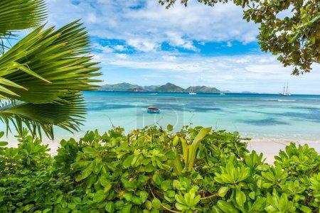 Anse la Reunion - Seychelles, La Digue Island