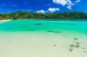 Anse a La Mouche - Paradise beach in Seychelles, Mahe