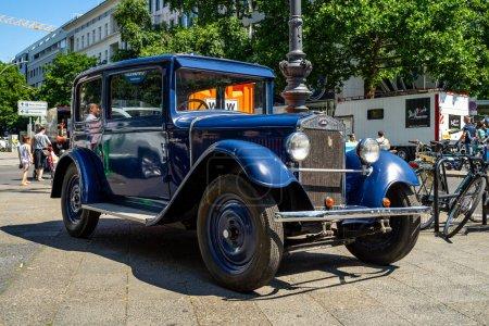 BERLIN JUNE 09 2018 Oldtimer