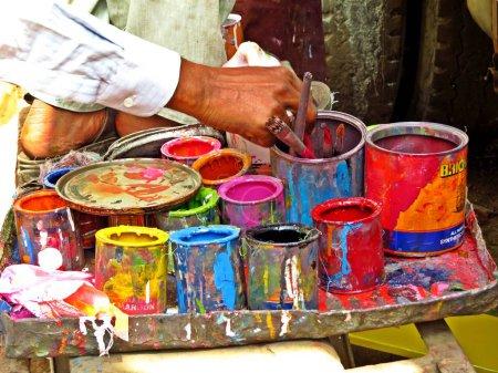 Phool Patti, Truck Art in Pakistan