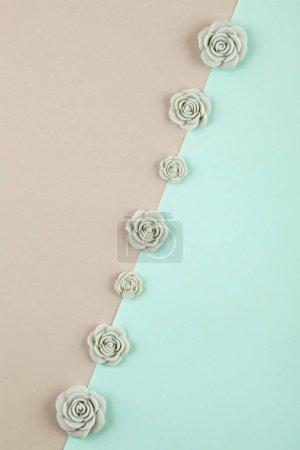 Pastel decorative minimal background . Wedding, bi...