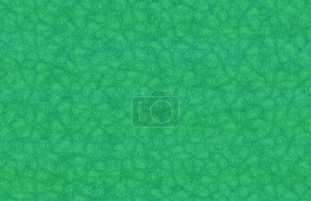 Foto de Fondo de dibujos animados con hojas verdes - ilustración para los niños - Imagen libre de derechos
