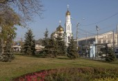 Rostov Cathedral of the Nativity of the Blessed Virgin. Citize