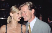 William H. Macy and Kyra Sedgwick at the premiere of DOOR TO DOOR, NYC, 6/26/2002, by CJ Contino.