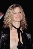 Kyra Sedgwick at screening of LAST WALTZ, NY 4/10/2002, by CJ Contino
