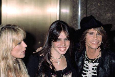 Steven Tyler of Aerosmith with