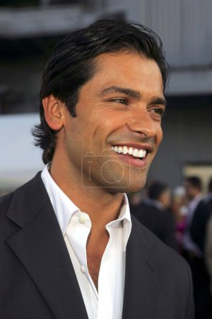 Mark Consuelos at arrivals for The Great Raid New ...