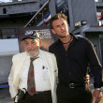 Veteran Felix Zema, Sam Robinson at arrivals for T...