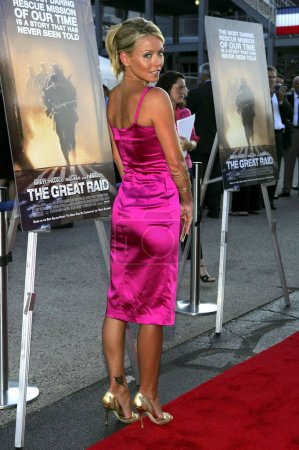 Kelly Ripa at arrivals for The Great Raid New York...