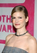 Actress Kyra Sedgwick arrives at THE 14TH ANNUAL GOTHAM AWARDS on December 1, 2004  at Chealsea Piers in New York Cit