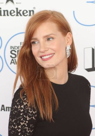 Jessica Chastain at arrivals for 30th Film Indepen...