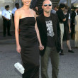 Connie Nielsen, Lars Ulrich at arrivals for The Gr...