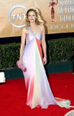 Kyra Sedgwick at arrivals for 11th Annual Screen Actors Guild (SAG) Awards, Shrine Auditorium, Los Angeles, CA, Saturday, February 05, 2005. Photo by: John Hayes/Everett Collection
