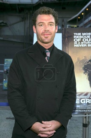 Marton Csokas at arrivals for The Great Raid New Y...