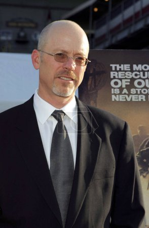 John Dahl at arrivals for The Great Raid New York ...