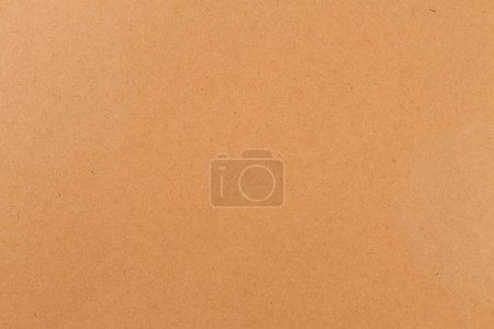 Photo for A brown background paper texture. - Royalty Free Image