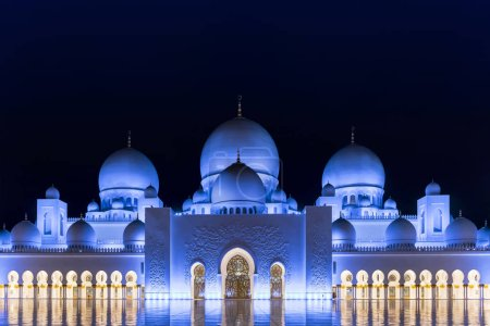 Night View of the Domes