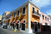 Streets of Old San Juan in Puerto Rico