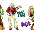 Popular 20th century rock music styles : 50s rockn...