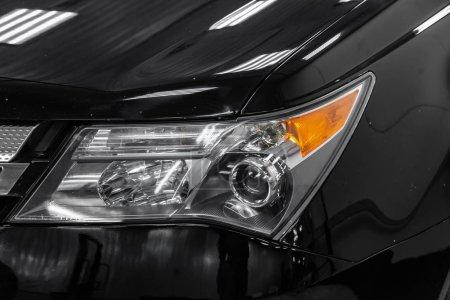Novosibirsk Russia 08012018 Used Acura