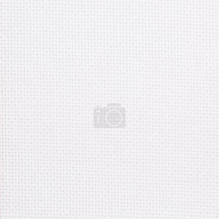 Photo pour Tissu pour travaux d'aiguille. Tissu qui va montrer tous vos talents avec broderie - image libre de droit