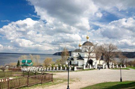 The Church of Saints Constantine and Helena, Sviyazhsk.