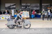 OLD WARDEN, BEDFORDSHIRE, UK ,OCTOBER 6, 2019. George Shuttleworth, Speed Demon. Race Day at Shuttleworth