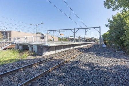 Photo pour Sydney, gare, urbain - image libre de droit