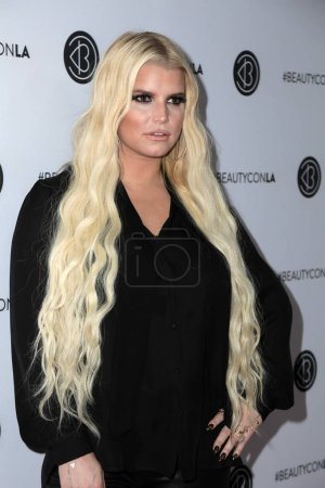 Photo for Jessica Simpson at the Beautycon Festival LA 2018, Los Angeles Convention Center, Los Angeles, CA 07-14-18 - Royalty Free Image