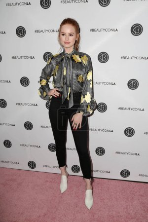 Photo for Madelaine Petsch at the Beautycon Festival LA 2018, Los Angeles Convention Center, Los Angeles, CA 07-14-18 - Royalty Free Image