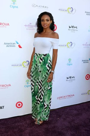 Meagan Tandy at the 20th Annual DesignCare Gala, Private Estate, Malibu, CA 07-14-18