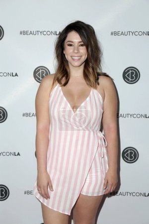 Photo for Jillian Rose Reed at the Beautycon Festival LA 2018, Los Angeles Convention Center, Los Angeles, CA 07-14-18 - Royalty Free Image