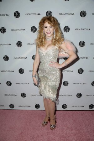 Photo for Renee Olstead at the Beautycon Festival LA 2018, Los Angeles Convention Center, Los Angeles, CA 07-14-18 - Royalty Free Image
