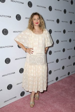 Photo for Drew Barrymore at the Beautycon Festival LA 2018, Los Angeles Convention Center, Los Angeles, CA 07-14-18 - Royalty Free Image