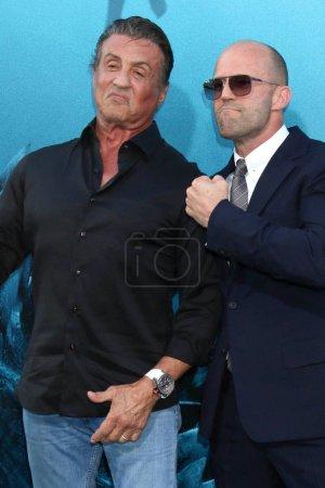 Sylvester Stallone Jason Statham