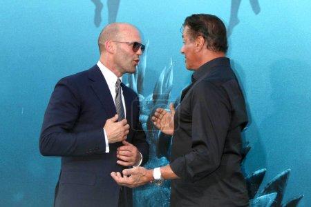 Jason Statham Sylvester Stallone