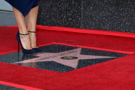 Jennifer Garner à la cérémonie Star Jennifer Garner, Hollywood Walk of Fame, Hollywood, Ca 20/08/18