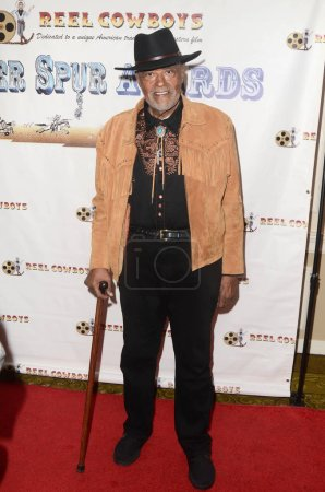 Photo for Rosey Grier at the 21st Annual Silver Spur Awards, Sportsmen's Lodge, Studio City, CA 09-21-18 - Royalty Free Image