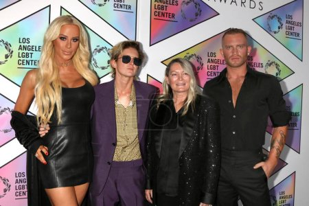 Photo for Gigi Gorgeous at the LA LGBT Center's 49th Anniversary Gala, Beverly Hilton Hotel, Beverly Hills, CA 09-22-18 - Royalty Free Image